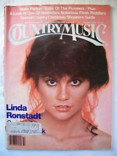 """Country Music"" Magazine - October 1978"