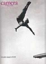Camera International. Figure dello sport. N. 3 Estate 1992