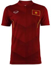 Authentic Vietnam National Football Soccer Team Jersey Shirt Red 2016/17 Player
