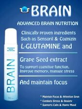 Brain Boost Nutritional Spray by My Daily Choice All Natural Sprays