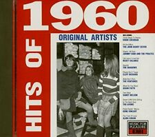 Hits of 1960 (26 tracks, mfp/EMI, 1987) John Barry Seven, Tommy Bruce & T.. [CD]
