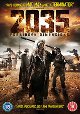 2035: Forbidden Dimensions (DVD) (NEW AND SEALED) (REGION 2) (FREE POST)