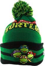 New Era Teenage Mutant Ninja Turtles Wide Point Knit Hat/Cap/Beanie NWTs