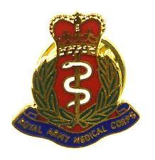 RAMC Royal Army Medical Corps Lapel Pin Badge
