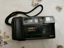 Yashica T3 35mm film camera Carl Zeiss T* Tessar 2.8 35mm