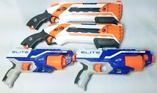 Nerf Roughcut 2x4 And Nerf Disruptor Lot Of 4