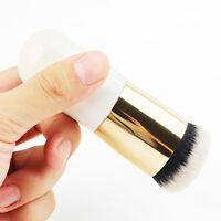 Pro Flat Foundation Makeup Brush Powder Face Contour Kabuki Blush Cosmetic Tool