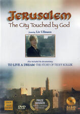 JERUSALEM - CITY TOUCHED BY GOD / TO LIVE A DREAM - THE STORY OF TEDDY KOL (DVD)