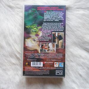 CASPER A Spirited Beginning 1997 VHS Video Tape Friendly GHOST Action ADVENTURE