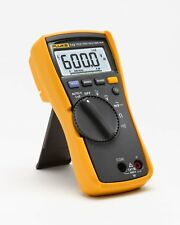 Brand New FLUKE 114 True RMS Handheld Digital Electrical Multimeter CAT III 600V