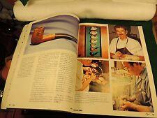 MASTER-PIPE-KAZUHIRO FUKUDA-ARTICLE-GREAT-READ-P-T-WINTER 2006 PIPE QUIZ  FUNNY