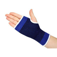 2 X Elástico Muñequeras Deportivo Protección Muñequera Palma Mano Manga Artritis
