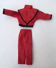 VINTAGE 1984 LJN TOYS Michael Jackson Thriller bambola outfit