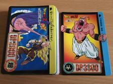 Carte Dragon Ball Z DBZ Carddass Hondan Part 21 #Reg Set 1994 MADE IN JAPAN