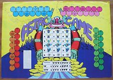 ASTRO GAME - GOLDRAKE, MAZINGA, DAITAN ecc... - Grande GIOCO ANNI 70 - RARO*