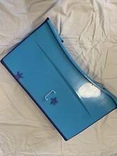 Weylan Tec Large Foldable Bath Tub Bathtub Adult Children Baby Toddler Blue