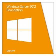 MICROSOFT WINDOWS SERVER 2012 FOUNDATION - ORIGINALE
