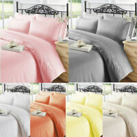 Lace Duvet Quilt Cover Set Pillowcases double super king single Size New Bedding