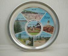 Vintage Photos of Australia Tray Far North Coast N.S.W. Aluminum  Tourist signs