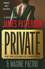 James Patterson Action, Adventure Hardcover Books