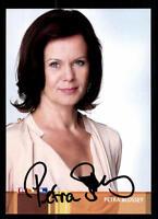 Petra Blossey Unter Uns Autogrammkarte Original Signiert # BC 45309
