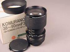 Komuranon 38-90 mm. F. 3.5 Macro per Canon FD - Garanzia Tuttofoto.com
