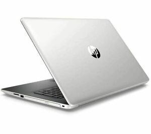 "HP 17-by25xxx series  17.3"" Laptop - 8GB Intel® Core™ i3, 1 TB HDD, Silver"