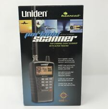 Uniden BC125AT Public Safety Military Aircraft Racing Scanner Alpha Tags