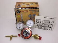 GENTEC Compressed Gas 452Y-15-3 Single Stage Regulator