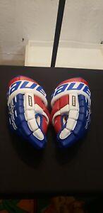 """Bauer 14"""" hockey gloves"""
