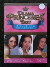 DRAMA PRINCESSES BEST 3 in 1 DVD COLLECTION