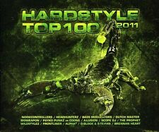 Hardstyle Top 100 2011 [CD]