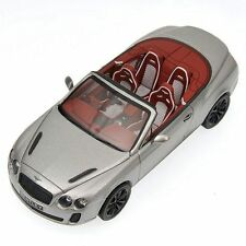 Minichamps 1/43: 436139970 Bentley Continental Supersports Convertible (2010)