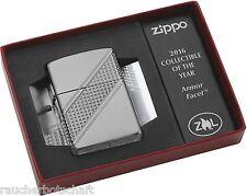 Zippo Coty 2016 collectibleof the year Armor case satén Limited Edition 60001742