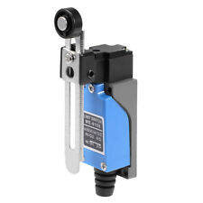 ME-8108 Limit Switch, Adjustable Roller Lever Arm Momentary Switches 1NC+1NO