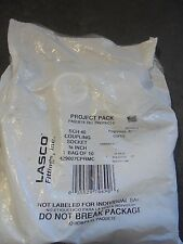 Lasco Fittings SCH 40 Coupling 3/4inch, Bag of 10, NEW