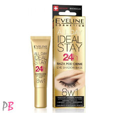 Eveline Cosmetics All Day Ideal Stay 24h Eye Shadow Base 8in1