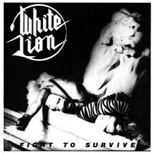 White Lion - Fight To Survive (NEW CD)