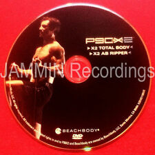 P90X2 - X2 TOTAL BODY + X2 AB RIPPER - DVD #4 Only- BRAND NEW (1 DVD)