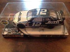 2004 Hot Wheels - Ryan Newman, #12 - Alltel Race Car - 1:24 Scale Dodge NEW