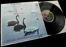 Tchaikovsky: Swan Lake - Levine **Original US Capitol SP-8416 ED1 Stereo LP**
