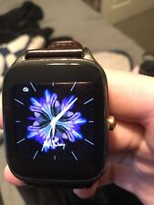 Smartwatch ASUS ZenWatch 2 With  Leather Band