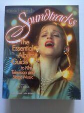 Soundtracks The Essential Album Guide Film TV Stage Music Didier C Deutsch