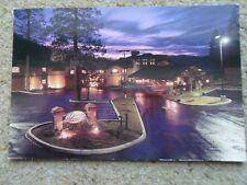 .POSTCARD.DUCEY'S ON THE LAKE BASS LAKE,CALIFORNIA. 12.11.1996.STAMP 50c