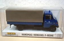 """Brekina - Hanomag-Henschel F 55 """"THW Technisches Hilfswerk"""" - Nr. 37514 - 1:87"""