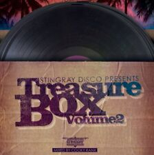 REGGAE LOVERS ROCK TREASURE BOX MIX CD VOL 2