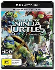 Teenage Mutant Ninja Turtles - Out Of The Shadows 4K Blu-Ray + UHD + UV : NEW 4K