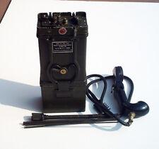 RADIO MILITARE C/PRC-26