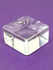 Crystal Ball Stand - Display Glass Stand /100mm Sphere / Size 2.9 x 2.9 x 1.8