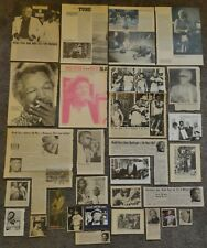 Nice REDD FOXX Clippings Sanford & Son